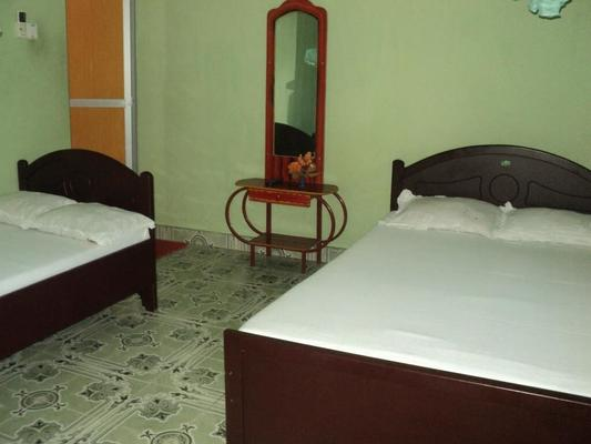 Simla Inn Tourist Guest House - Kalkudah - Bedroom