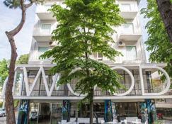 Hotel Hollywood - Riccione - Edificio