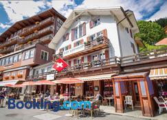Eiger Guesthouse - Lauterbrunnen - Building