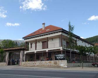 Hotel Rural Robles - Jarandilla de la Vera - Building