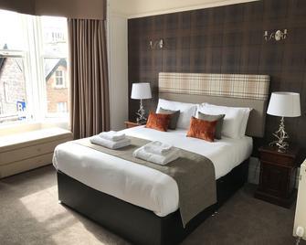 The Crags Hotel - Callander - Bedroom