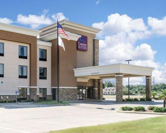 Comfort Suites - Greenwood - Building