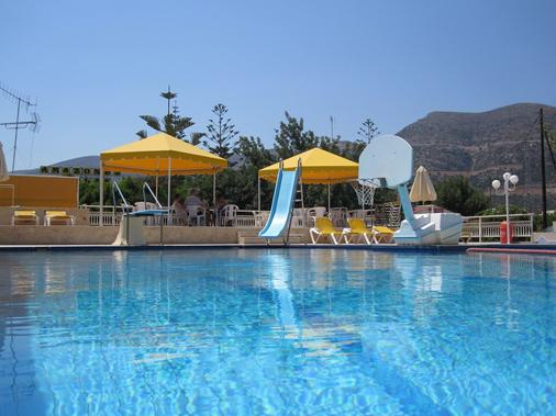 Amazones Villas Apartments - Stalida - Pool