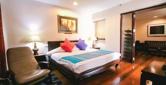 The Siam Heritage Hotel - בנגקוק - חדר שינה