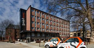 Smart Hotel - Gdansk - Building