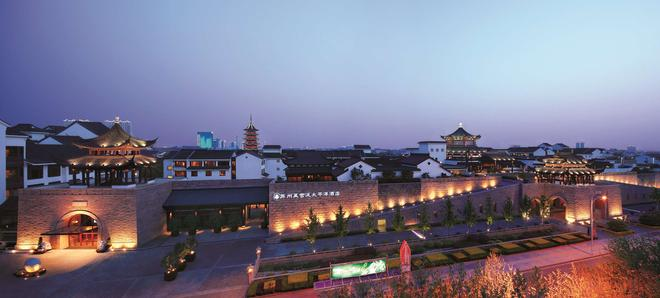 蘇州吳宮喜來登酒店 - 蘇州 - 室外景