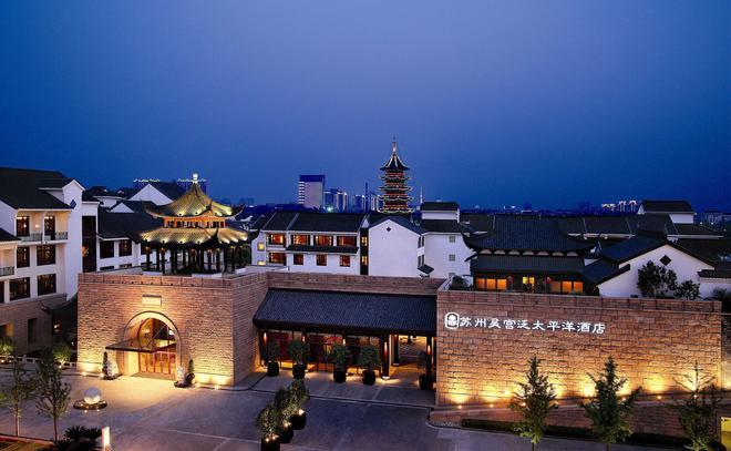 Pan Pacific Suzhou - Suzhou - Rakennus