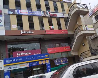 Hotel Krishna Palace - Ānand - Gebouw
