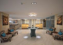 Rahhal Albahr Hotel Apartments - Τζέντα - Σαλόνι ξενοδοχείου