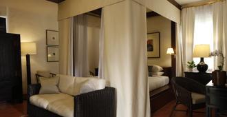 Rachamankha Hotel a Member of Relais & Châteaux - Chiang Mai - Sala de estar