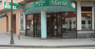 Hotel Doña María - Gijón - Κτίριο