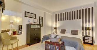 Inn Bairro Alto Bed & Breakfast - Lisboa - Habitación