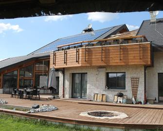 Domaine Les Trois Biches - Thorens-Glières - Building