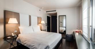 Hotel Casa Poli - מנטואה - חדר שינה