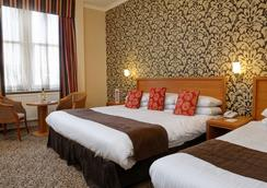 Best Western Queens Hotel - Dundee - Bedroom