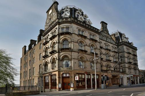 Best Western Queens Hotel - Dundee - Building