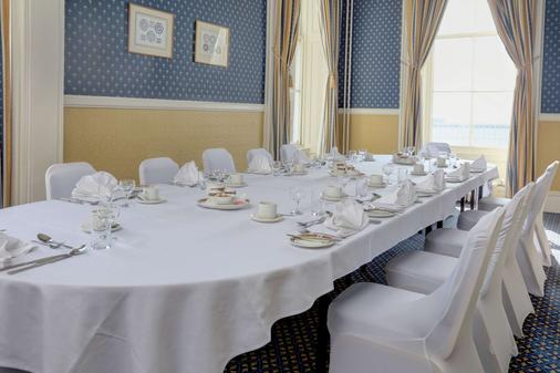 Best Western Queens Hotel - Dundee - Banquet hall