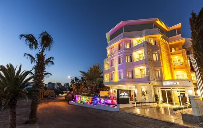 Altes Hotel - Antalya - Edificio