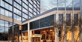 Crowne Plaza Dallas-Market Center - דאלאס - בניין