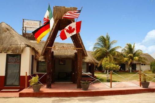 Maya Inn Holbox - Holbox - Outdoor view