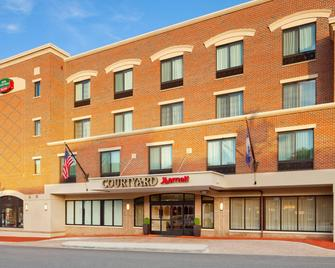 Courtyard by Marriott Fredericksburg Historic District - Fredericksburg - Gebäude