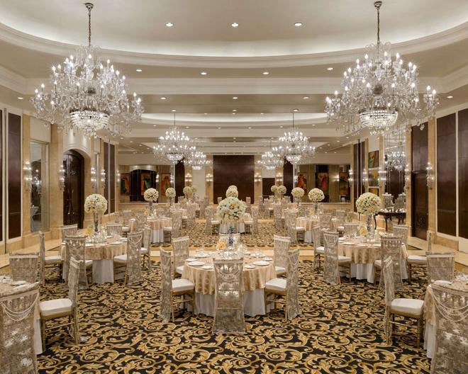 Shangri-La's - Eros Hotel, New Delhi - New Delhi - Banquet hall