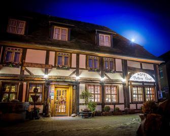 Hotel Hellers Krug - Holzminden - Gebäude