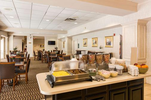 Quality Inn - Camp Springs - Buffet