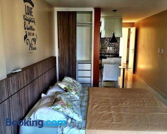 Victory Flat Intermares - Cabedelo - Schlafzimmer