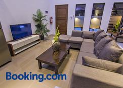 Quest Villa - Panglao - Sala de estar