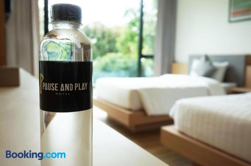 Pause and Play Hotel - Chiang Mai - Bedroom