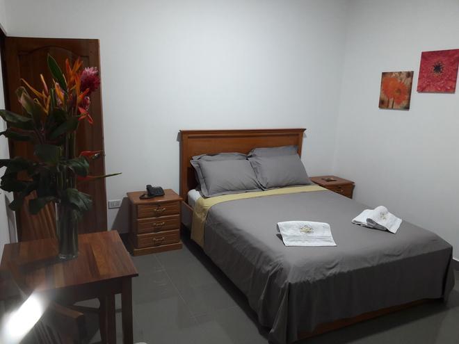 Fitzcarrald Hotel - Iquitos - Bedroom