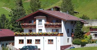 Hotel Sonne - Tux-Vorderlanersbach - Rakennus