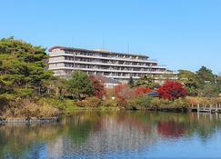 櫟平飯店 - 二本松 - 建築