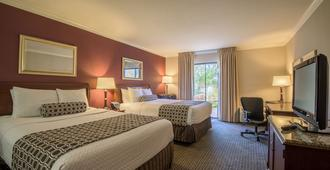 Hotel Elegante Conference & Event Center Colorado Springs - Colorado Springs - Bedroom