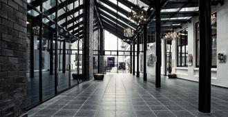 Inntel Hotels Art Eindhoven - Eindhoven - Ingresso