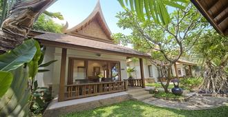 Thai House Beach Resort - Ko Samui - Building