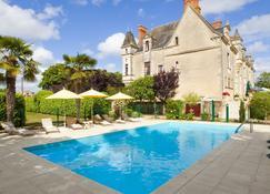 Chateau de la Verie - Challans - Pool