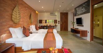 Golden Temple Residence - Siem Reap - Bedroom