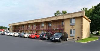 Econo Lodge - Saint Joseph - Edificio