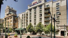SpringHill Suites by Marriott Memphis Downtown - Memphis - Edificio