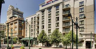 SpringHill Suites by Marriott Memphis Downtown - Memphis - Building