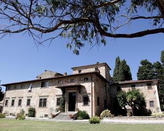 Villa Medicea Lo Sprocco - Scarperia e San Piero - Building