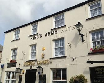 King's Arms - Lostwithiel - Building