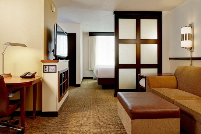 Hyatt Place Savannah Airport - Savannah - Olohuone