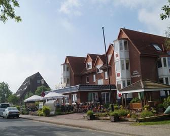 Residenz Hansekogge Hotel - Nordholz-Spieka - Gebouw