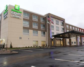 Holiday Inn Express & Suites Marietta - Marietta - Gebäude