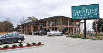 Paradise Inn & Suites - Baton Rouge - Building