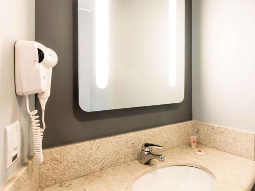 里約大西洋港宜必思飯店 - 里約熱內盧 - 浴室