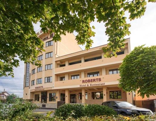 Carpathian Hotels - Sibiu - Building